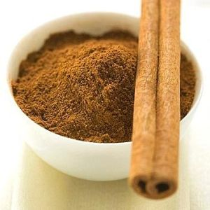 cinnamon cup and stick